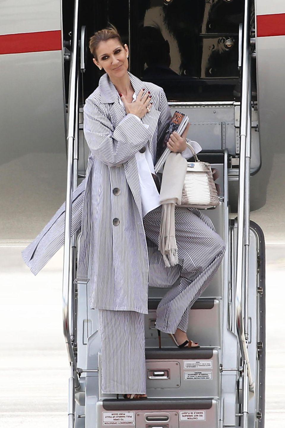 Ist die Fashion-Show jetzt vorbei? Pop-Diva verlässt Paris nach ihrer zweimonatigen Europa-Tournee.