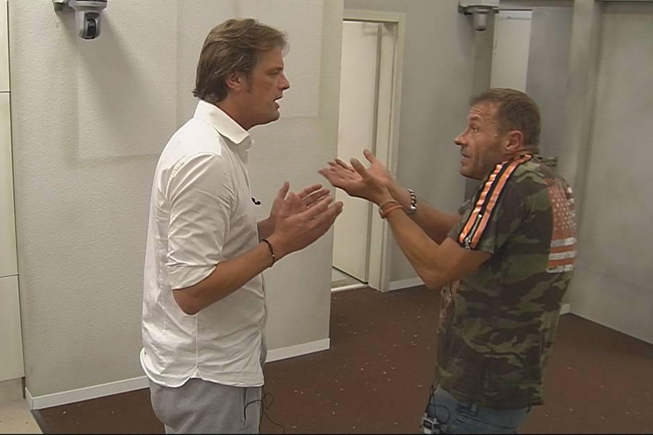 Willi Herren und Steffen von der Beeck