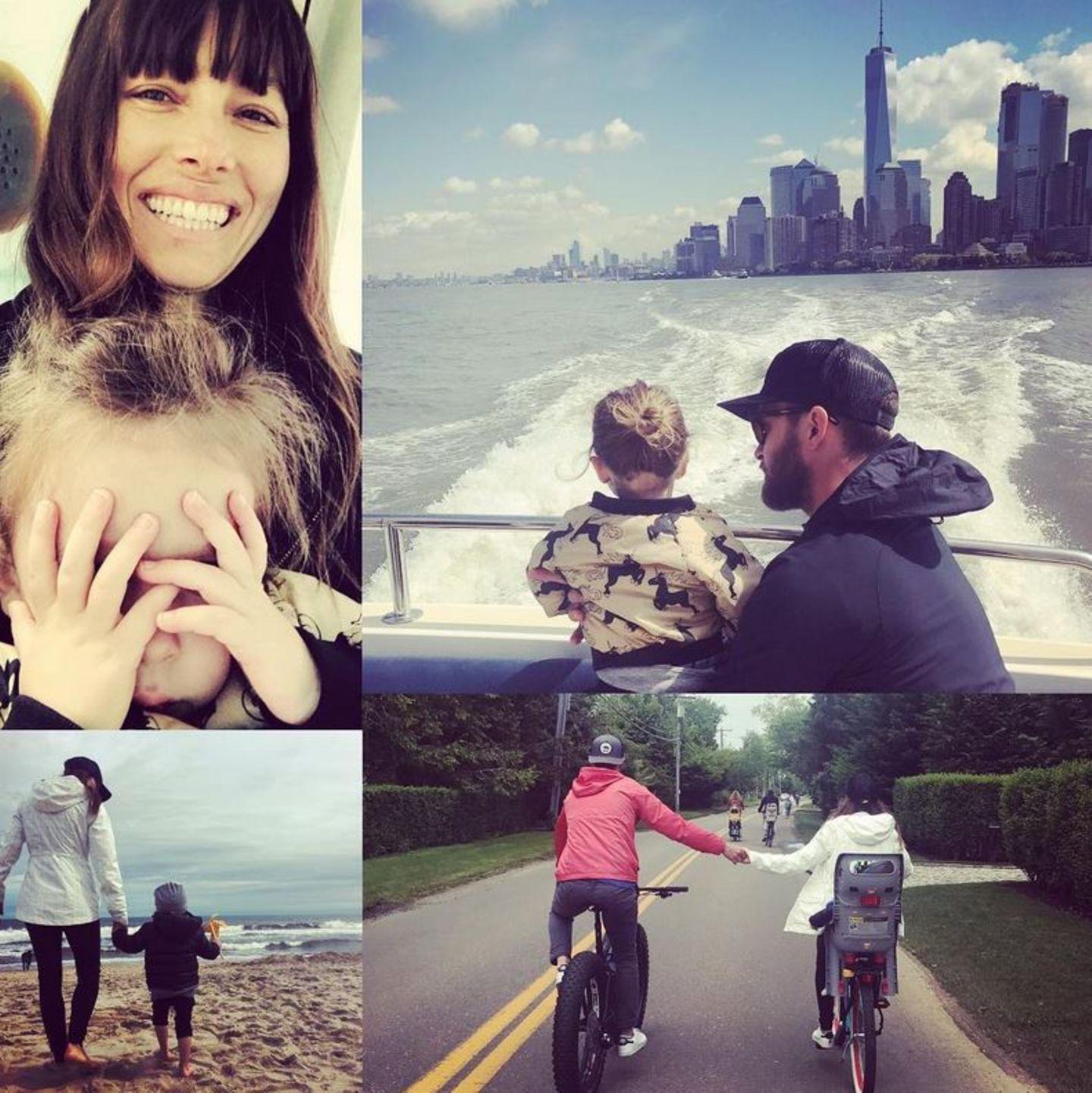 17. Juni 2017  Für Justin Timberlake gibt es nicht Schöneres, als den Vatertag mit seiner Frau Jessica Biel und seinem Sohn Silas zu verbringen.