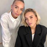 2 Jahre, 2 Monate und 11 Millionen Follower später sind Lisa und Lena komplett in der Insta-Welt angekommen und auf Selfies fast nicht wieder zu erkennen. Jetzt heißt es: Gestylte Haare, Lipgloss und Eyeliner und Duckface statt schüchternem Lächeln. Das nennen wir mal eine Veränderung.
