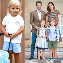 Mini-Royals beim Schulanfang