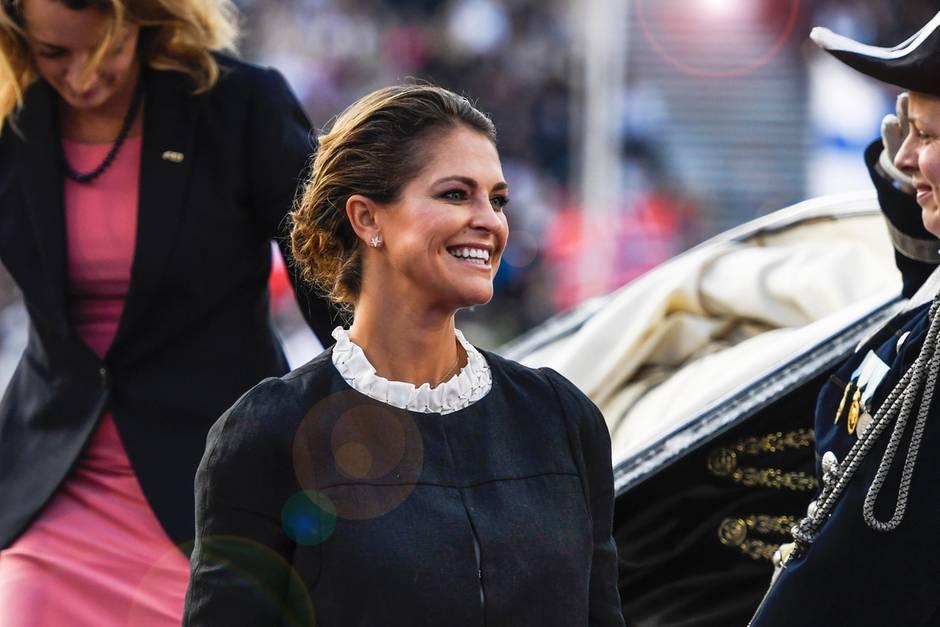 Prinzessin Madeleine zum 3. Mal schwanger