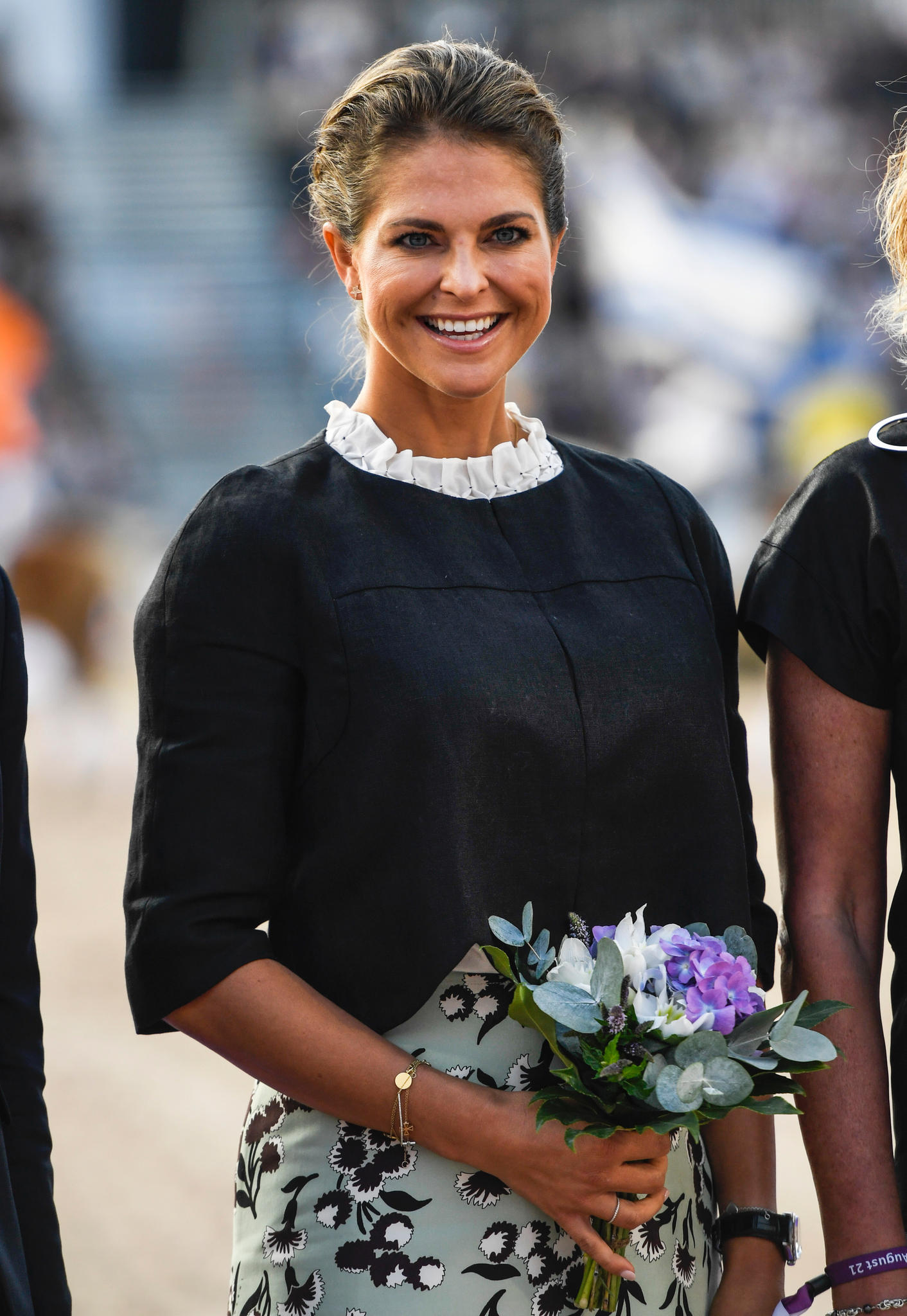 Fashion-Looks: Der Style von Prinzessin Madeleine | GALA.de