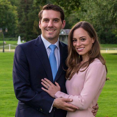 So zeigt sich Nicholas von Rumänien auf Facebook mit seiner Neu-Verlobten Alina-Maria Binder