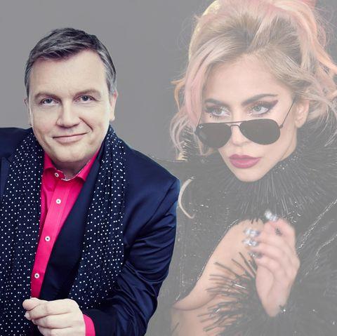 Hape Kerkeling, Lady Gaga