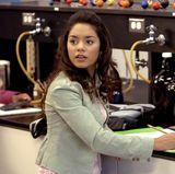 """Vanessa Hudgens  Wie bereits für Zac Efron bedeutet """"High School Musical"""" auch für Vanessa Hudgens den Durchbruch. Als strebsame Gabriella Montez schauspielert sie sich in die Herzen der Zuschauer."""