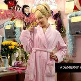 """Ashley Tisdale  Den Inbegriff der verwöhnten Zicke verkörpert Ashley Tisdale in """"High School Musical"""". Zu ihrem Look à la Sharpay Evans gehört hellblondes Haar, viel Rosa und jede Menge Rouge."""