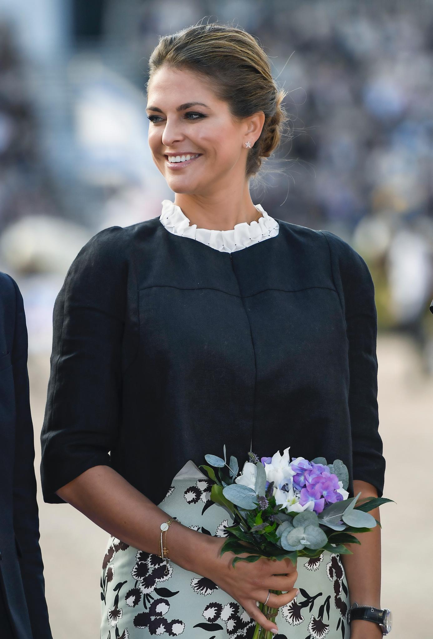 Prinzessin Madeleine von Schweden: Schwangerschaft