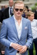 Marius BorgHøiby  Mit seiner Sunnyboy-Attitüde und seinem lässig eleganten Style gilt der Sohn von Prinzessin Mette-Marit als der wohl coolste und gut aussehendste Jung-Royal Europas und beweist mit seinem Studium in den USA, dass er auch noch ziemlich smart ist.