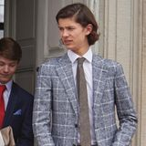 Prinz Nikolai  Den Enkel von Königin Margrethe von Dänemark ist schon lange kein kleiner Bubi mehr. Er hat viele seiner royalen Familienmitglieder in Sachen Körpergröße schon längst überholt und feiert am 28. August 2017 auch endlich seine Volljährigkeit.