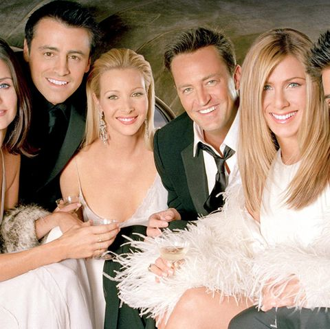 """Friends""-Cast"