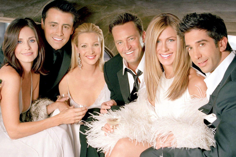 """""""Friends""""-Cast"""