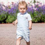 Nummer 3  Prinz Oscar Carl Olof ist der Names des am 2. März 2016 geborenen Sohnes von Kronprinzessin Victoria und ihrem Mann Daniel. Prinzesssin Estelles drei Jahre jüngerer Bruder reiht sich hinter ihr ein.  Sollten Victoria und Daniel weitere Kinder bekommen, kämen sie hinter ihm in der Thronfolge, aber vor Prinz Carl Philip und seinen Nachkommen.