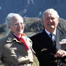 Königin Margrethe + Prinz Henrik