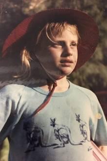 """Rebel Wilson   Für den Film """"Pitch Perfect 3"""" wurden die Darsteller gebeten, Fotos aus der Kindheit zur Verfügung zu stellen. Comedian Wilson ist mit ihrem Beitrag sehr zufrieden."""