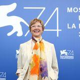 Annette Bening ist in diesem Jahr die Vorsitzende der Jury.