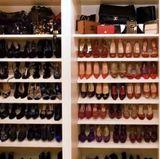 Valentino Schuhe, Louboutin, Saint Laurent - es gibt vermutlich kaum einen Schuh, den Mariah Carey nicht besitzt