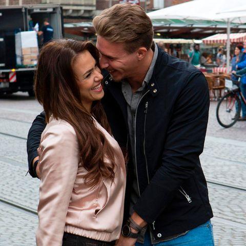 Jessica Paszka und David Friedrich