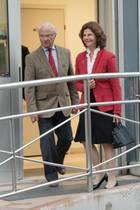 König Carl Gustaf, Königin Silvia