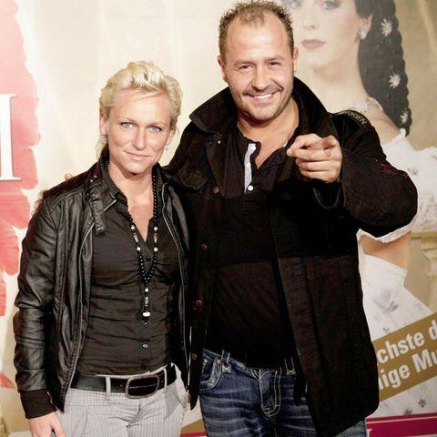 Willi Herren und Jana Windolph