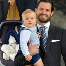 Prinz Gabriel, Prinz Alexander, Prinz Carl Philip, Prinzessin Sofia