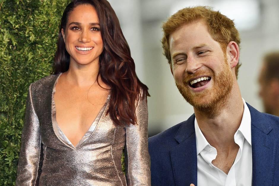Meghan: Das sagt sie über ihre Beziehung zu Prinz Harry