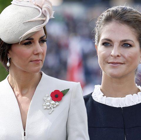 Herzogin Catherine, Prinzessin Madeleine