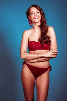 Annika, 27 Jahre alt, ist Marketingmanagerin und Model aus Berlin.