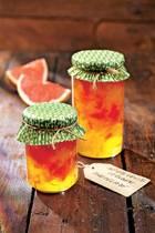 Grapefruit-Orangen-Marmelade