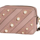 Pearl, right! Mini-Bag von Karl Lagerfeld, ca. 300 Euro