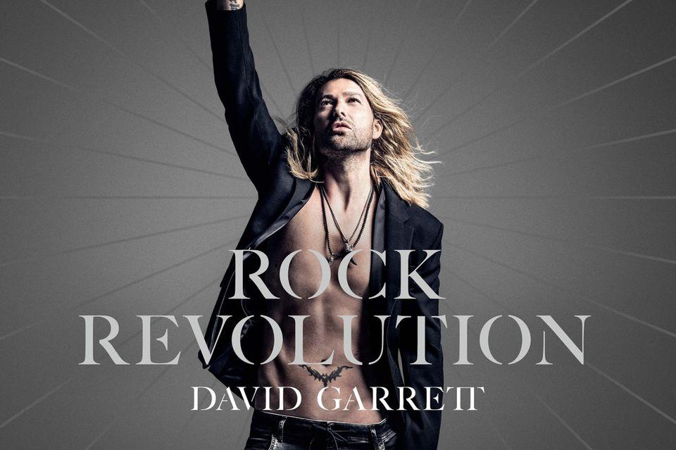 """Garretts neues Album """"Rock Revolution"""" ist ab 15. September erhältlich"""