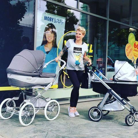 Melanie Müller: Shoppingmarathon vorm Kaiserschnitt