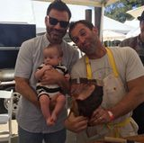 9. September 2017   Fünf Monate nach der Herz-OP ist sein Sohn William fit genug für seinen ersten öffentlichen Auftritt und muss selbstverständlich gleich für allerlei lustigen Blödsinn mit seinem Papa Jimmy Kimmel herhalten.