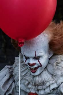 Pennywise der tanzende Clown hat Kinder zum Fressen gerne - wortwörtlich!