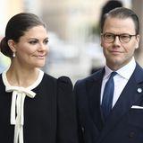 Zusammen geben Victoria und Daniel wieder einmal ein schickes Paar ab.