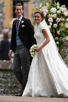 James Matthews + Pippa Middleton