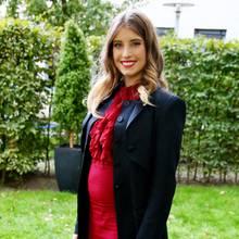 Anfang 2018 soll das Baby von Cathy Hummels zur Welt kommen