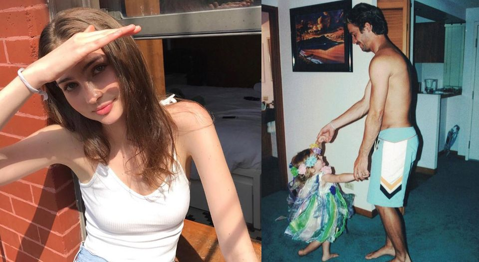 13. September 2017  18 Jahre ist sie bereits alt: Meadow Walker, Tochter des verstorbenen Star-Schauspielers Paul Walker, gedenkt mit einem Foto aus glücklicheren Tagen ihrem Papa, der am 12. September Geburtstag hätte.