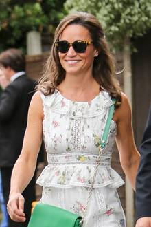 Pippa Middleton mit Bruder James Middleton