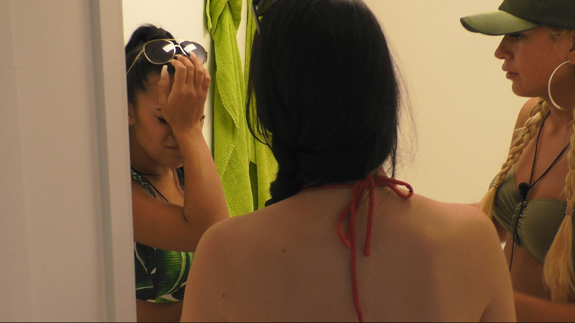 "Elena weint bei ""Love Island"""