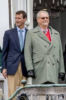 Prinz Joachim + Prinz Henrik
