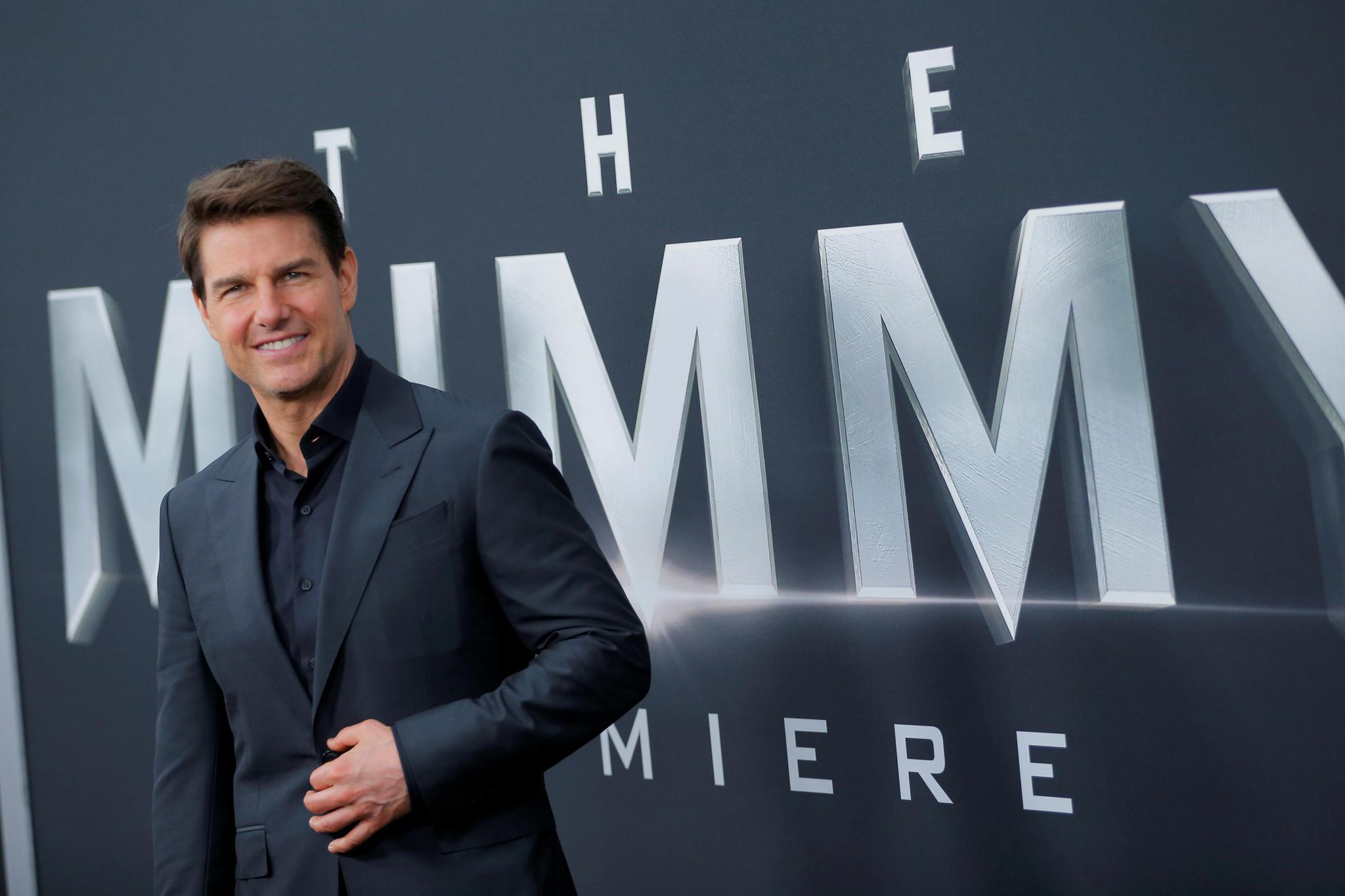 Hollywood-StarTom Cruise muss der Realität ins Auge sehen: Seine Ex-Frau Katie Holmes hat eine neue Liebe gefunden
