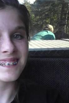 Unheimliches Selfie: Dieses Foto sorgt für Gänsehautmomente