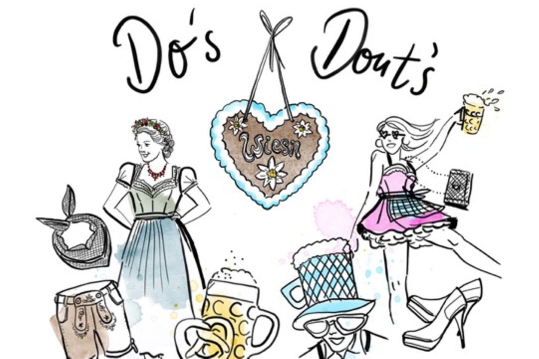 Die Dos und Don'ts auf der Wiesn