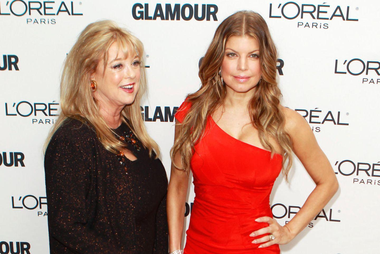 Terri Jackson + Fergie