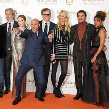"""Kingsman: The Golden Circle"": Die Tops und Flops der Weltpremiere"