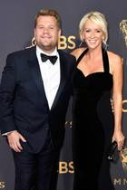James Corden. Julia Carey