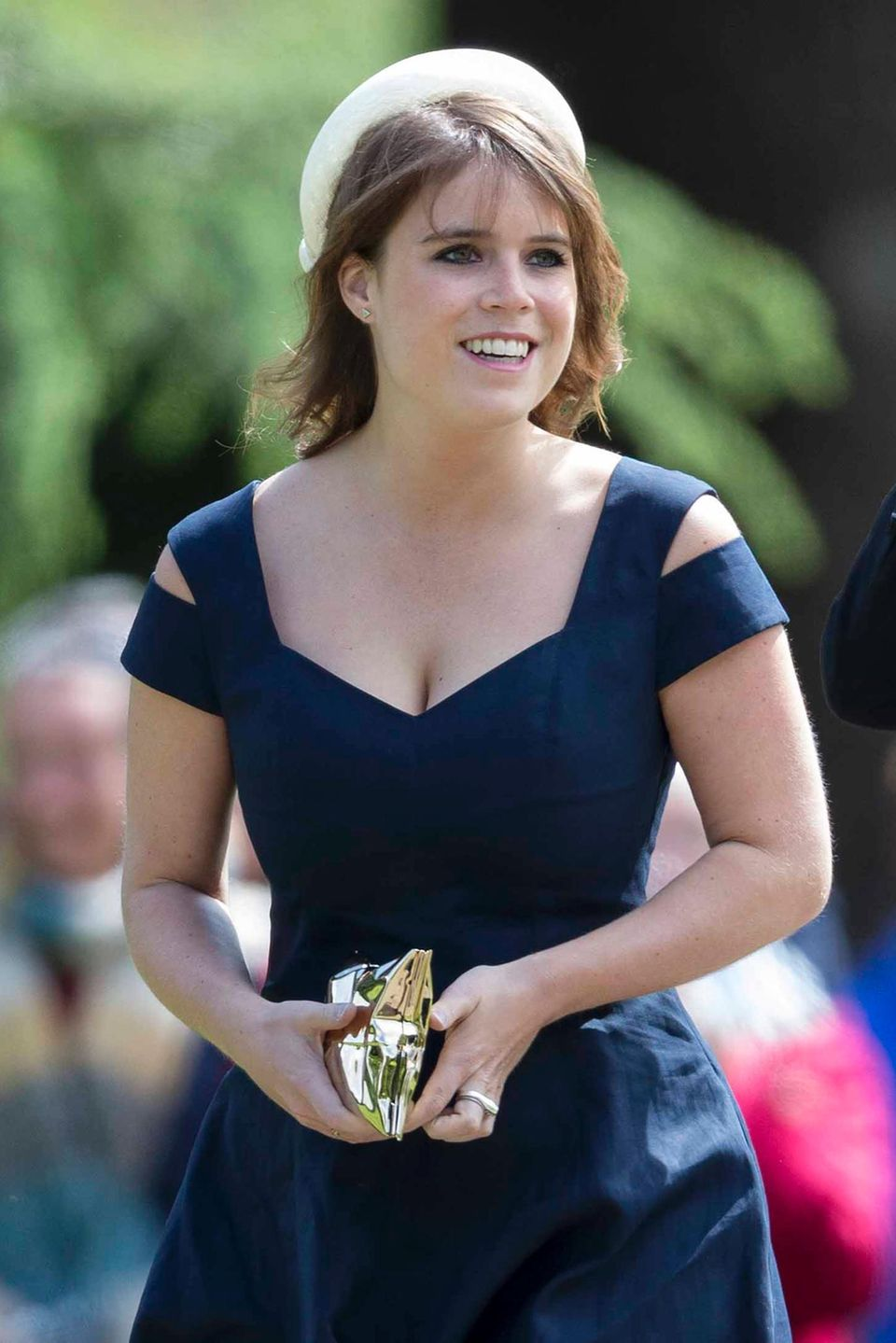Prinzessin Eugenie von York (*1990), jüngere Tochter von Prinz Andrew und Sarah Ferguson