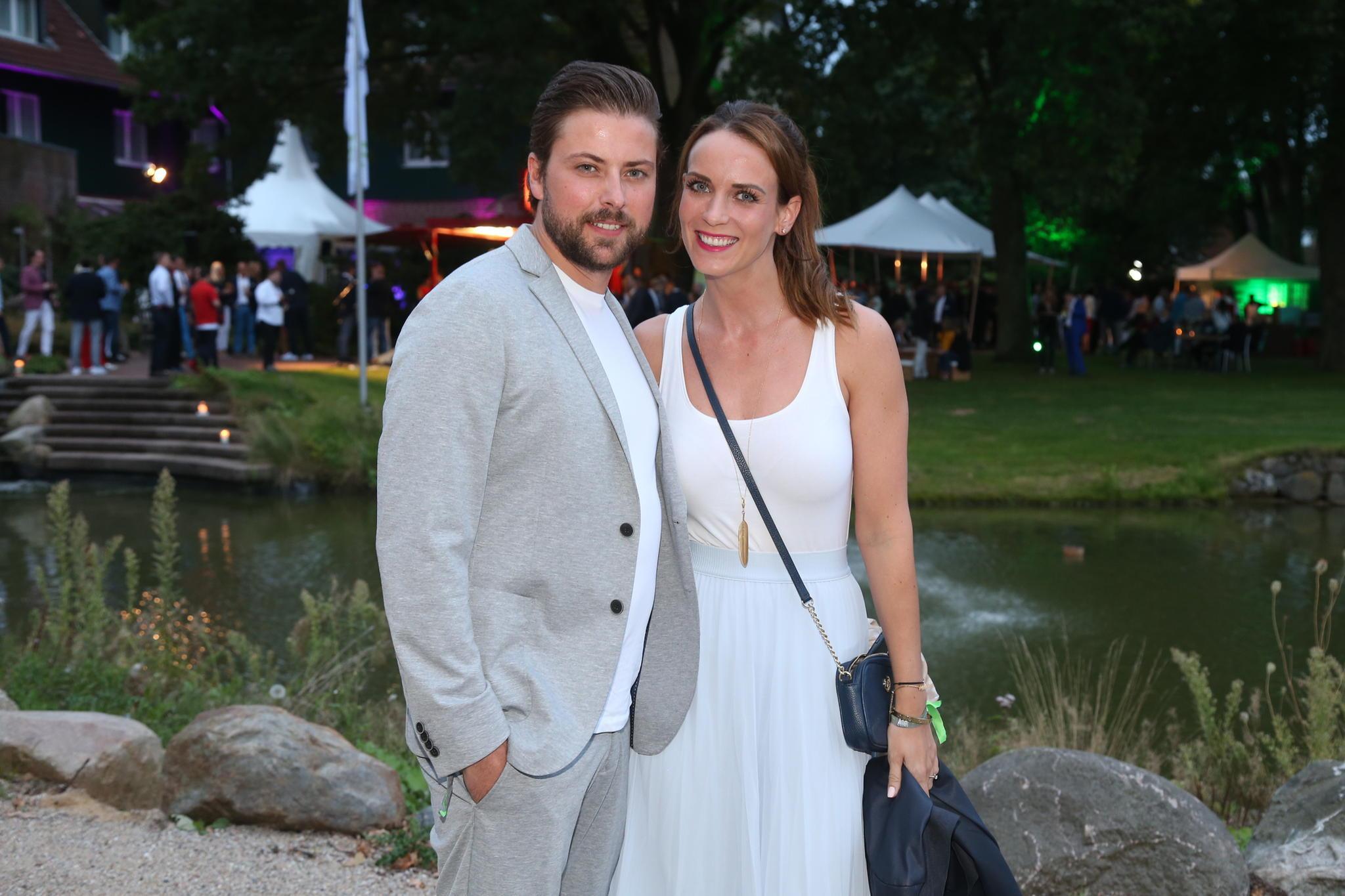 GZSZ: Felix von Jascheroff heiratet seine Freundin Bianca Bos