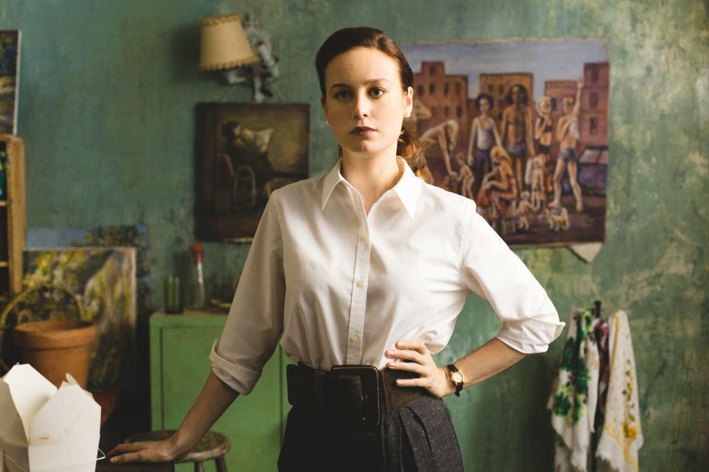 """Brie Larson spielt die zentrale Figur in """"Schloss aus Glas"""": Jeannete, die aus dem Hippieleben ihrer Kindheit in eine sehr bürgerliche Existenz flüchtet"""